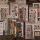 Time Vending Machine Paper Stickers Vintage Junk Journal Collage Diy Stickers
