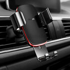 360° Universal Car Phone Holder Air Vent Mount Aluminum For iPhone For A+ D !