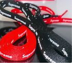 """""""SUPREME"""" STYLE Print SHOE Air Force 1 hypebeast LACES  FREE SHIPPING"""