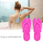 Silicone Massage Slippers Flip-flops Footwear Home Outdoor Indoor Shoes Eager