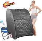 OppsDecor Folding Home Steam Sauna SPA Loss Weight Detox Therapy BodyslimTent