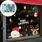 Christmas Window Glass Sticker Decal Mural Home Decoration Wall Stickers Wall