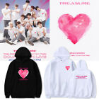 kpop new treasure the first step chapter two album unisex cap hoodie For Sale - 84