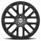 1 New 17x8 TSW Donington Black Wheel/Rim 5x112 5-112 17-8 ET42