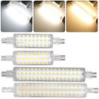 R7S LED 78mm 118mm 128LEDs Proyector Bombilla 2835 SMD 60W 120W Equivalente...