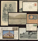INDIA EARLY POSTCARDS 1904-43 POSTALLY USED ..POSTMARKS etc.. PRICED SINGLY