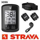 XOSS G+ GPS Bike Cycling Computer Bicycle Stopwatch Support Speed Cadence Sensor