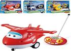 Super Wings RC Toy Jett Remote Control 3+ Toy Play Plane Paul Donnie Mission Fun