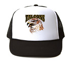 Trucker Hat Cap Foam Mesh School Team Mascot Falcons