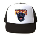 Trucker Hat Cap Foam Mesh School Team Mascot Panthers Loud Proud