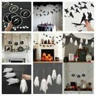 Halloween Hanging Garlands Diy Ghost Crow Shaped For House Party Decor Supplies