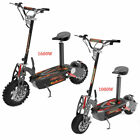 Electric Scooter Brushless 1600w Or 1000w 36v Long-range Off Road E-bike