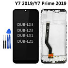 For HUAWEI Y7 2019/Y7 Prime 2019 DUB-LX3 L23 LCD Display Touch Screen Digitizer