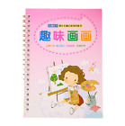 Kids Magic Calligraphy That Can Be Reused Handwriting Copybook Sets Letters Math