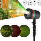 Christmas LED Moving Laser Projector Light Xmas Party Lamp Outdoor Landscape