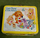 1985 Care Bear Cousins Unused Lunch Box & Thermos Vintage Amazing Condition Rare