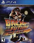 Back to the Future: The Game -30th Anniversary Edition Sony PlayStation 4 no dlc