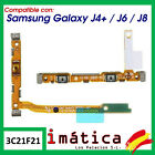 Flex Button Of On Volume For Samsung Galaxy J4+J6 J8 Power Cable 2018