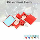 CNC Handle Bar End Rearview Side Mirror For YAMAHA YZF R25 R3 T-MAX 500 530