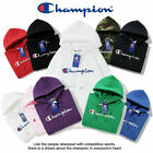 2020 Hot Women's Men's Classic Champion Hoodies Embroidered Hooded Sweatshirts