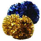 Cheerleading Pompoms Cheerleader Flower Ball Aerobic Dance Accs for Sports Cheer