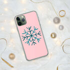 Cute iPhone Case snowflake Christmas gift
