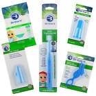 Baby Buddy by Brilliant Infant Oral Care Kit 5pc Set for Baby Teeth Oral Care