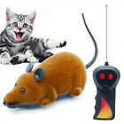 Pet Cat Dog Fake Mice Mouse Toy Wireless RC Remote Control Prank Rat Kitty Toys