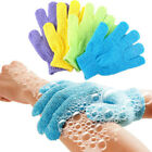 Exfoliating Gloves Body Scrub Shower Gloves Bath Spa Shower Cleaning Supplies