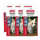 Beaphar Hairball Easy Treat Cat Kitten Treats Malt Healthy Supplement Snack 35g