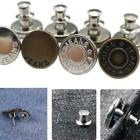 1pc Retractable Jeans Buttonadjustable Removable Stapleless Buttons Q4h7