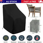 Waterproof Stacking Chair Cover Uv Outdoor Garden Patio Furniture Protection Set