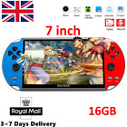X12 Plus 16g 7'' Retro Handheld Game Console Video Game Built-in 10000 Games