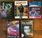 DVD Mixed Lot, PICK 1 or more!!  Movies Films DVDs with Case & Labels - TESTED