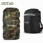 NEW! Waterproof Oxford Backpack Rain Cover With Reflective Strip