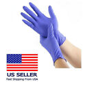 Nitrile - Vinyl - Latex Examination Gloves Powder Free S, M, L, XL [DISCOUNTS]