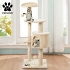 Kitten Cat with Scratching Post Cats Climbing Tower Activity Centre UK