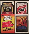 2021 Topps Wacky Packages Monthly Set - Coupon - Playing Cards - Wonky WP U Pick