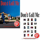 SHINEE DON  T CALL ME 7th Album PHOTO BOOK Ver 2CD POSTER 2Book 6 Card 2Film GIFT
