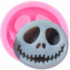 Jack Phone Grip Silicone Molds Apple Heart Badge Reel Keychain Epoxy Resin Mould