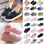 Kid Boy Child Girl Mesh Trainers Sneakers Children Running Gym Sports Shoes Size
