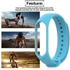 1 * Replace Silicone Wristband Bracelet Strap Adjustable For Xiaomi Mi 3 B9c0