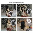 Free shipping ZOMEI LED Selfie Ring Light with Tripod Stand Cell Phone Holder fo