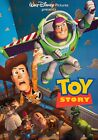 TOY STORY Classic 90's Vintage Movie Poster - Wall Film Art Print - Woody Buzz