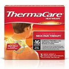 Thermacare Heat Wraps Advanced Neck, Wrist, Shoulder Pain Therapy, 3Ct, 1Pk