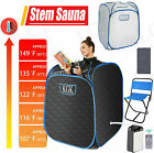 3L Portable Steam Sauna Spa Folding Tent Slimming Loss Weight Full Body Detox