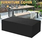 Waterproof Garden Furniture Cover Patio Rattan Table Cube Outdoor Sofa