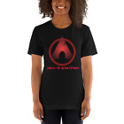 Arch GNULinux Install Anarchism - Short-Sleeve Unisex T-Shirt