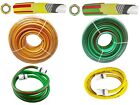 Garden hose 6 layer Commercial grade Hosepipe Watering Anti Kink 15m 30m 50m100m
