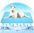 AOFITEE Dog Cooling Mat, Pet Self Cooling Pad for Large Dogs, Washable Breathabl